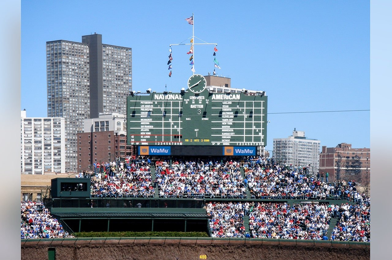 Craft Beer At Wrigley Field