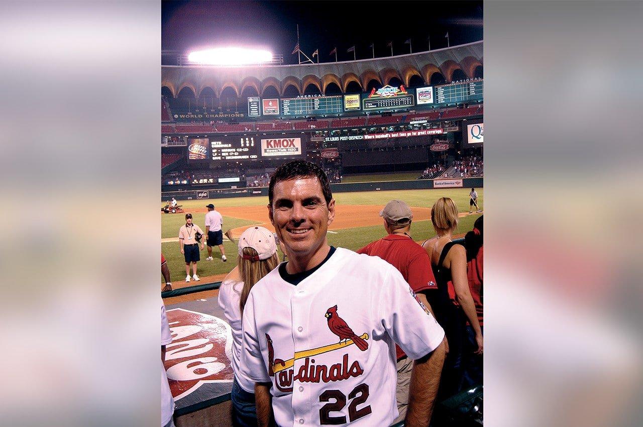 Beer Baseball Blog Busch Stadium 2005