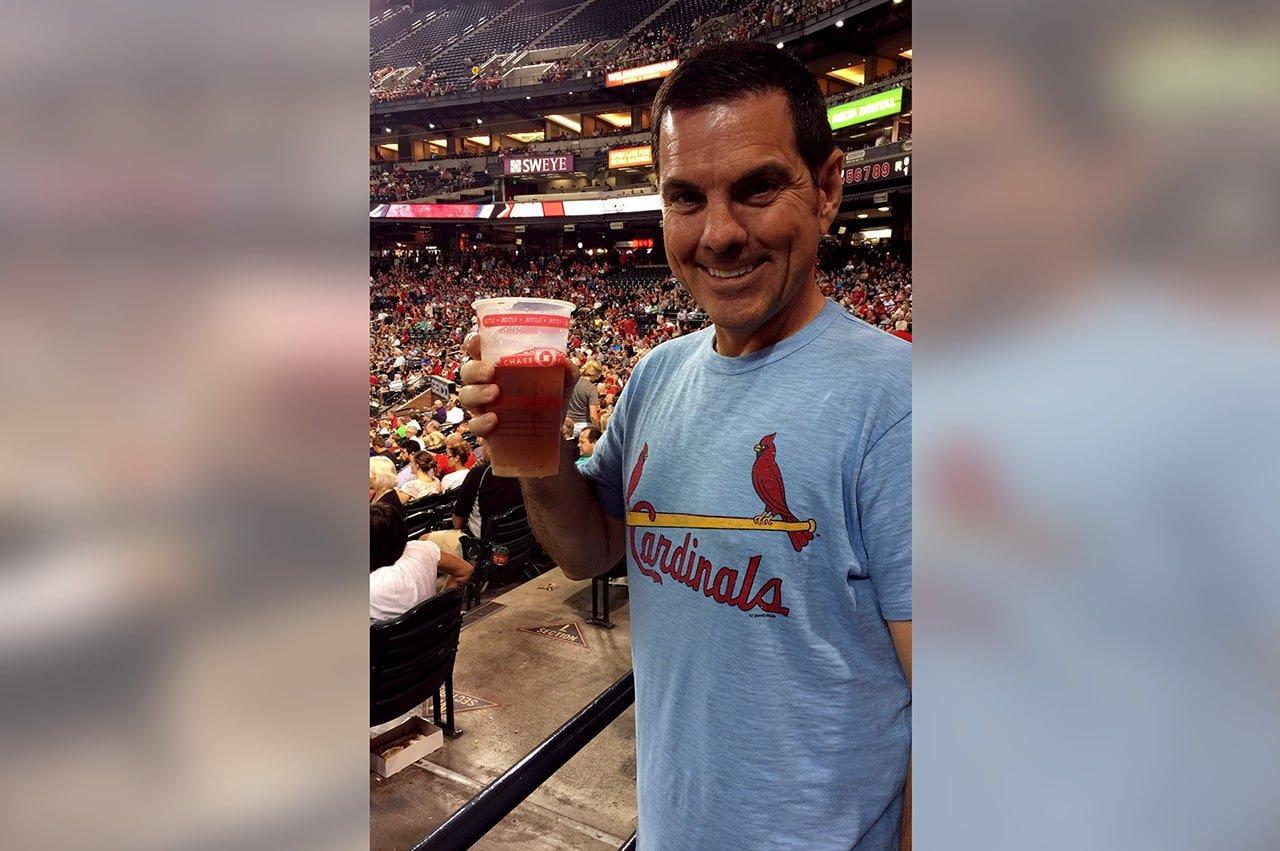 Beer Baseball Blog Chase Field 2015