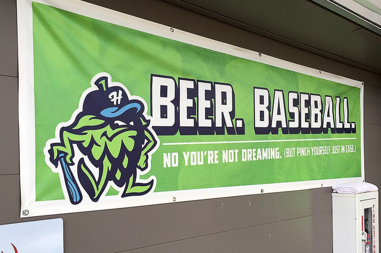 Beer Baseball Blog Hillsboro Hops 2015