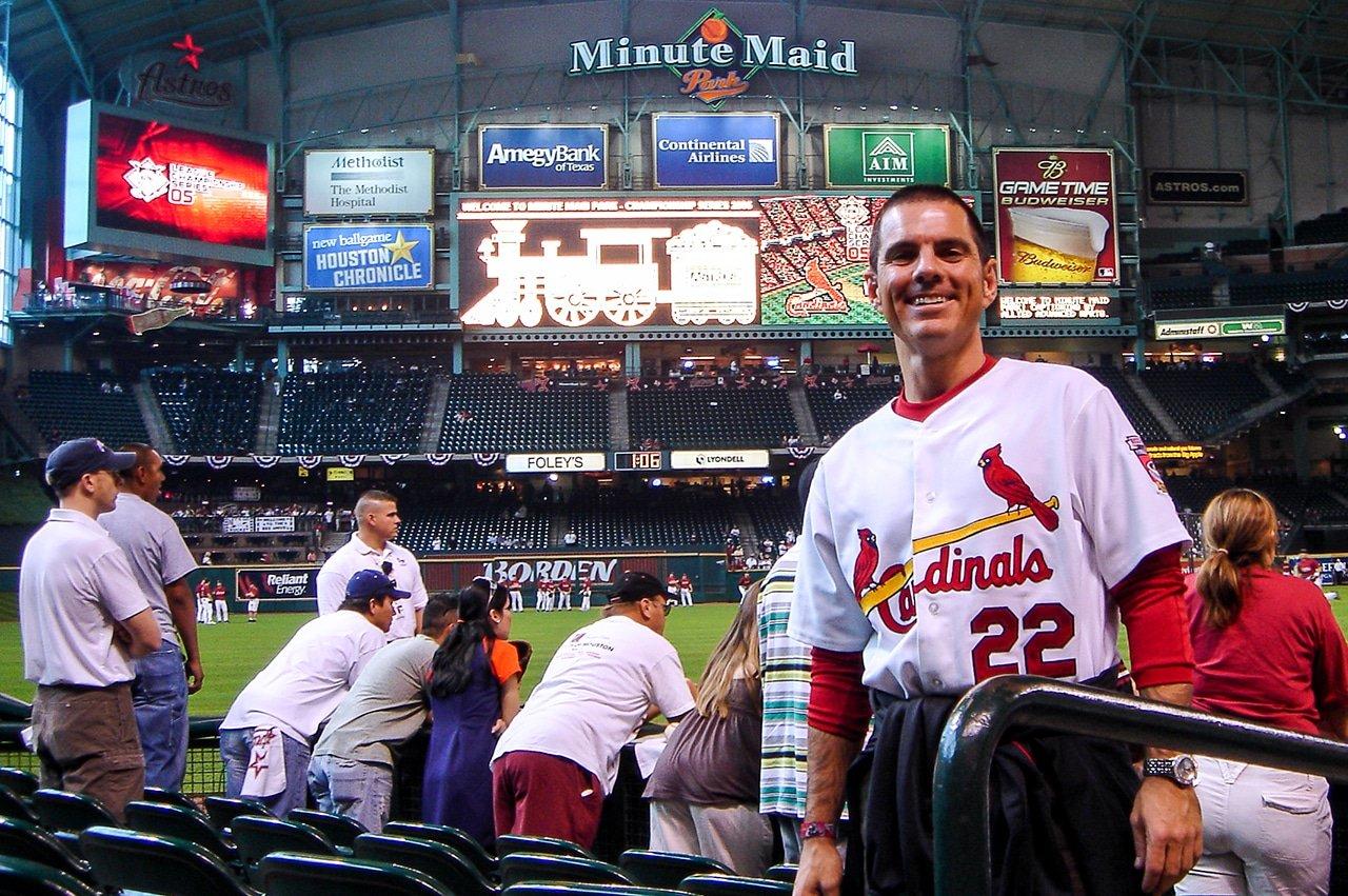 Beer Baseball Blog Minute Maid Park