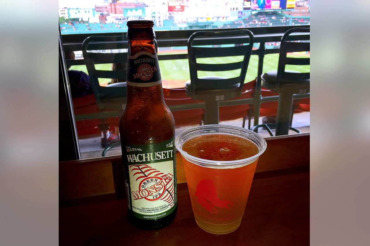 Beer Baseball Blog Fenway Park 2015
