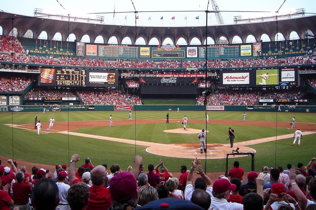 Jim Edmonds home run 2005