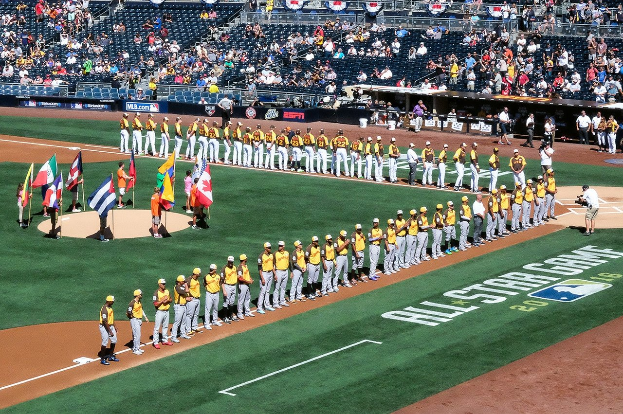 2017 MLB All-Star Game: Starting lineups, time, TV schedule