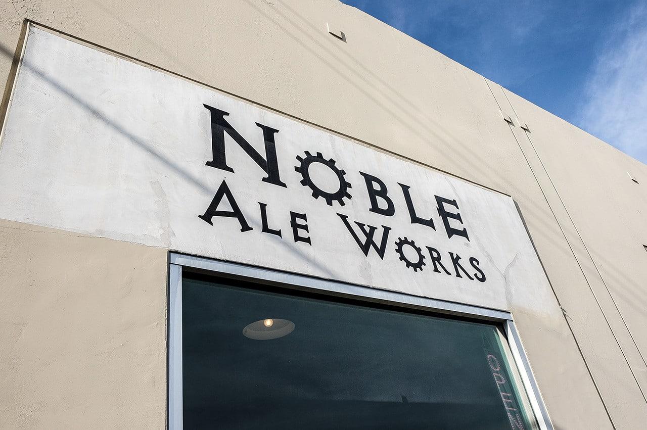Noble Ale Works - Tasting Room