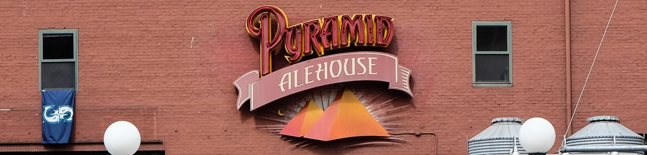 Pyramid Alehouse Seattle Washington