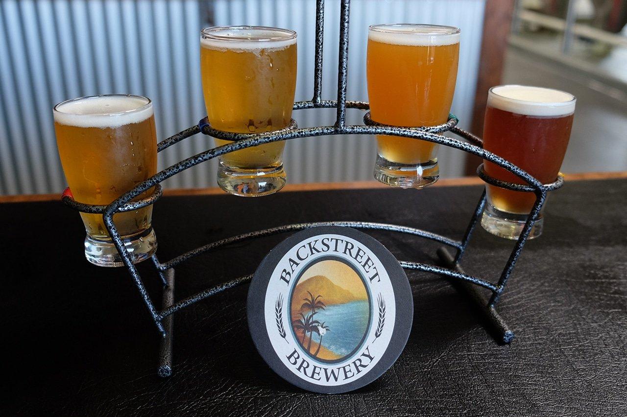 Backstreet Brewery Anaheim California