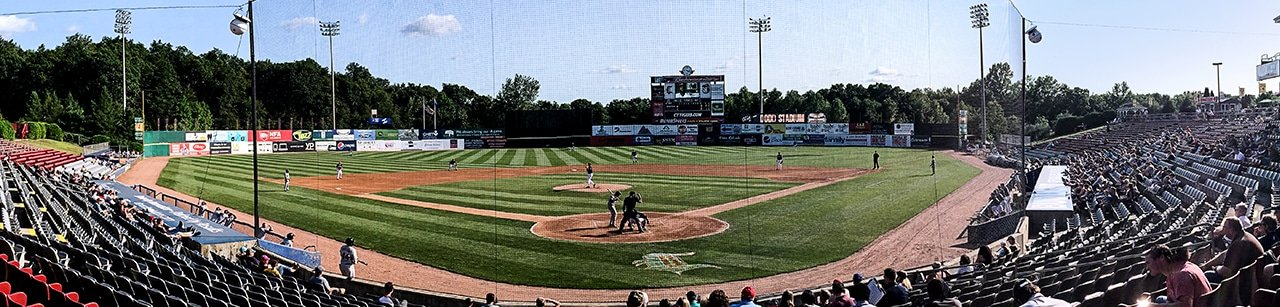 Dodd Stadium Norwich Connecticut