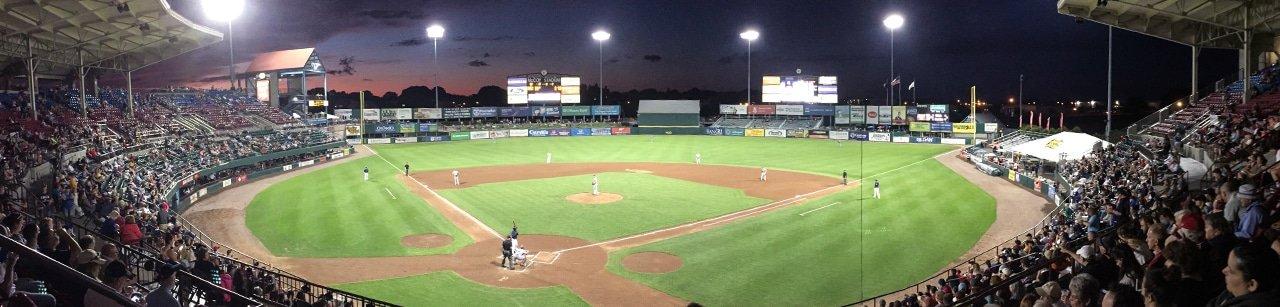 McCoy Stadium Pawtucket Rhode Island