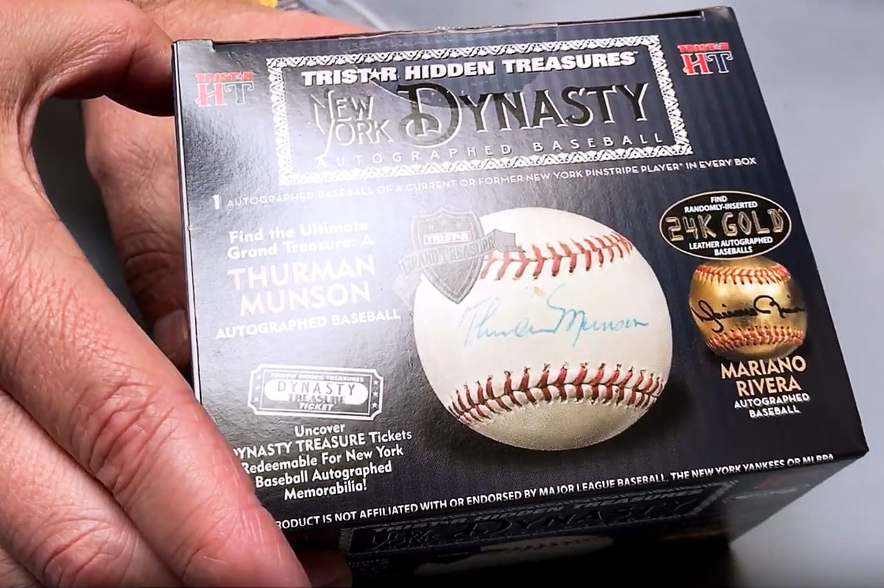 Tristar Hidden Treasures New York Dynasty