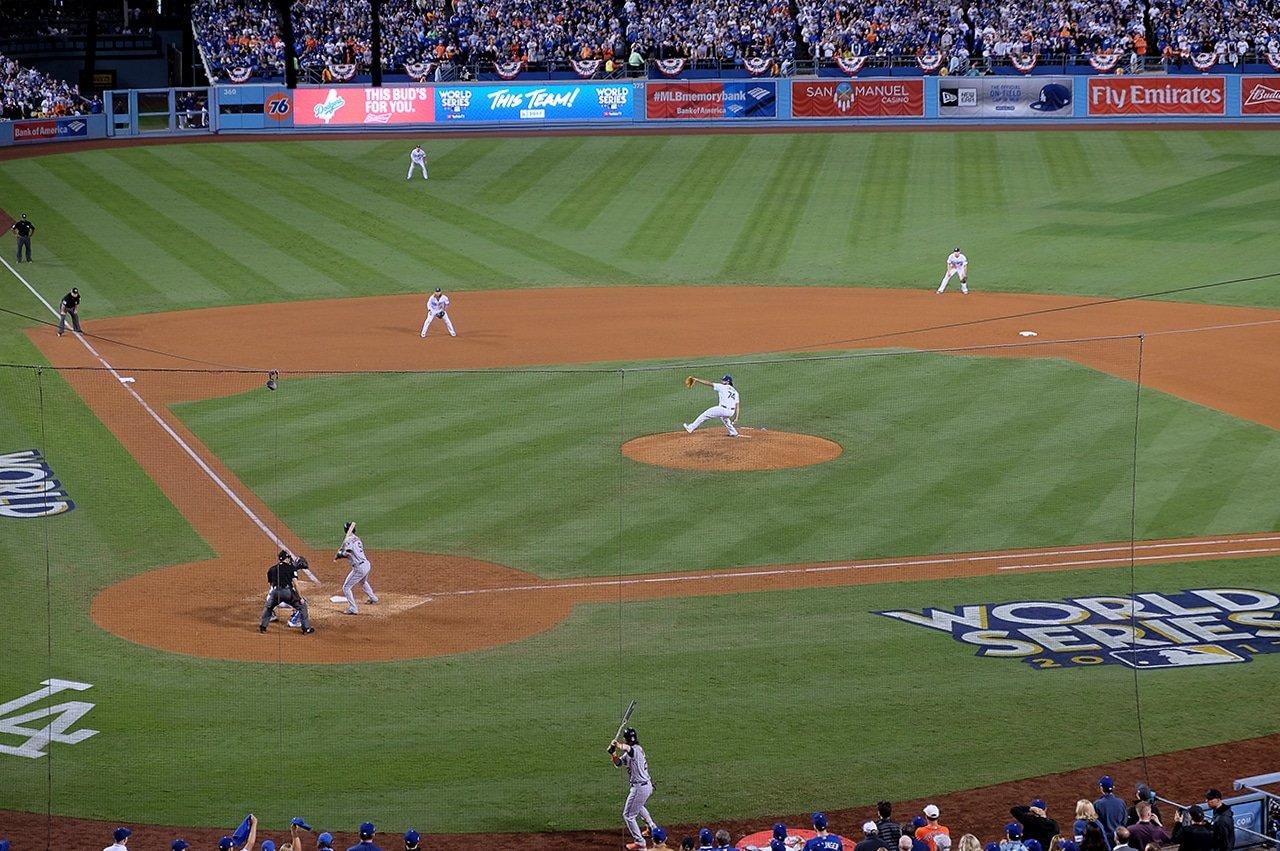 Kenley Jansen World Series Game 6