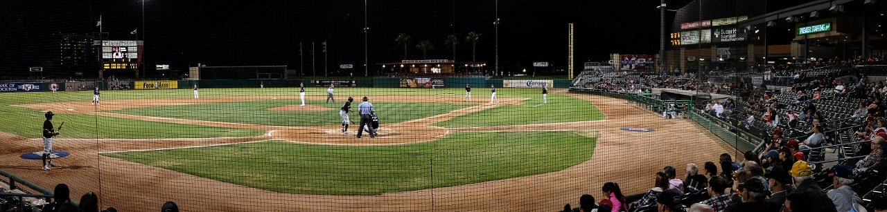 Banner Island Ballpark Stockton California