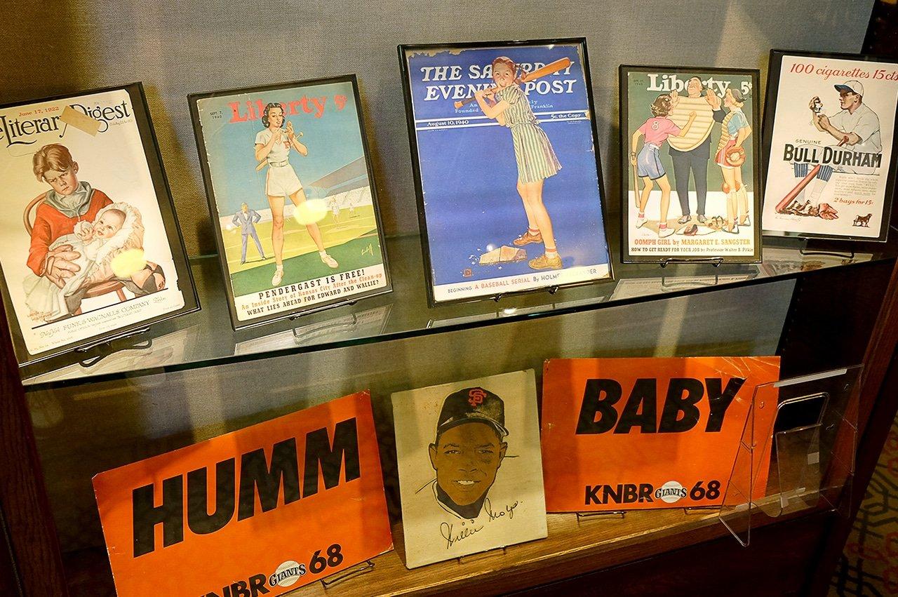 baseball exhibit pasadena library