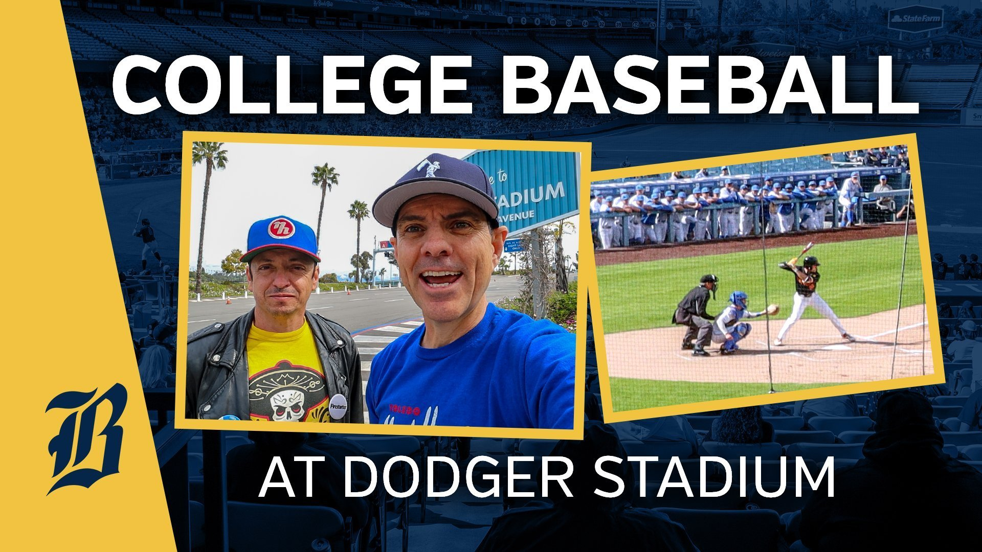 Dodgertown Classic 2019 College Baseball At Dodger Stadium