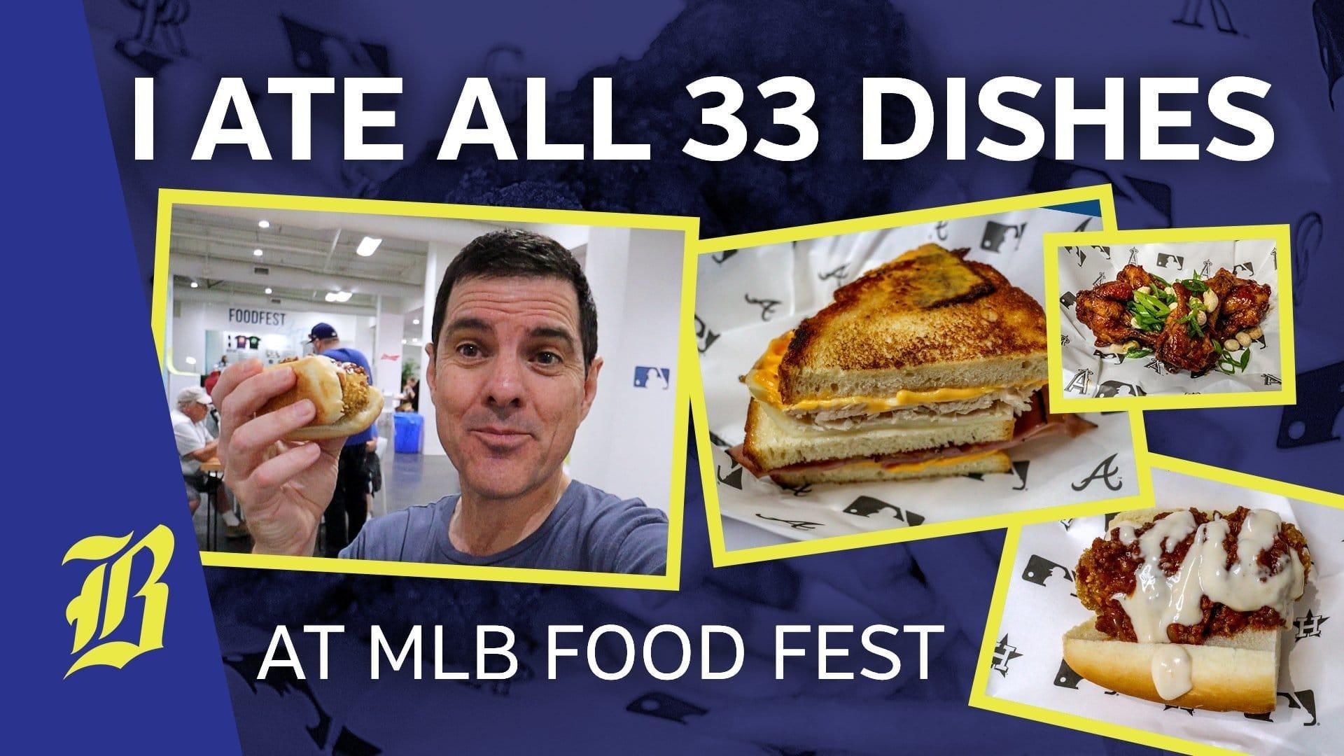 MLB Food Fest 2019